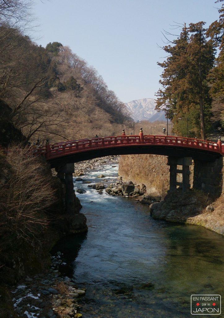 Shin-Kyô, le pont sacré de Nikko