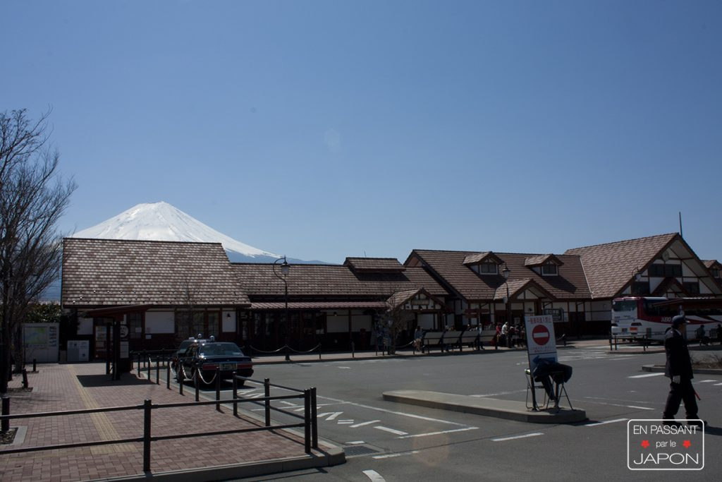 gare de Kawaguchiko