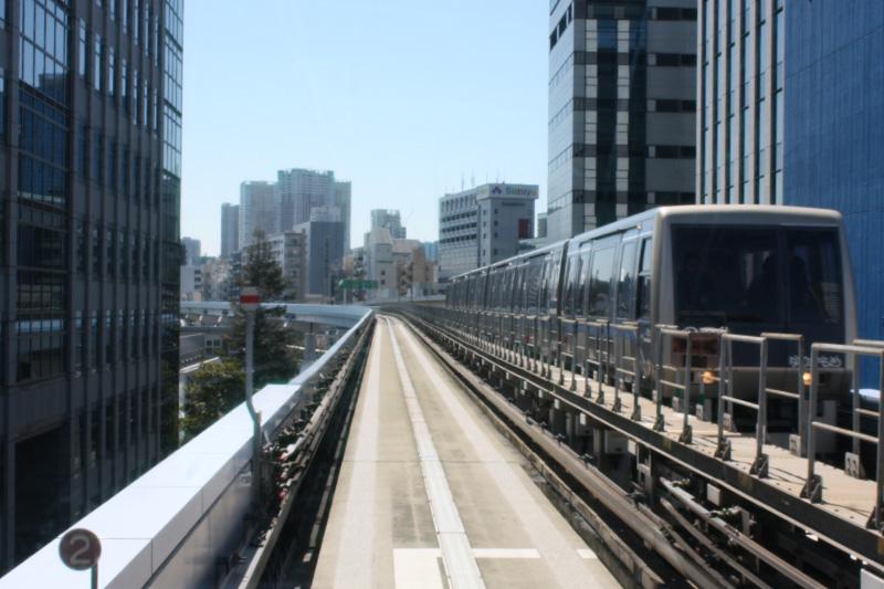 une journée à Odaiba