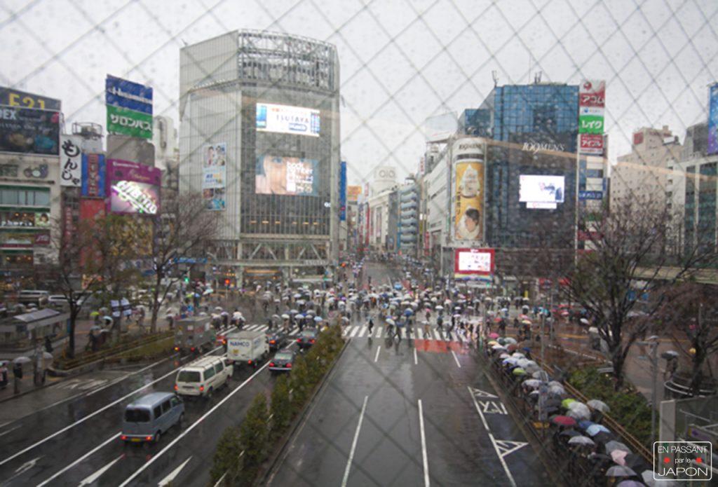 shopping a shibuya