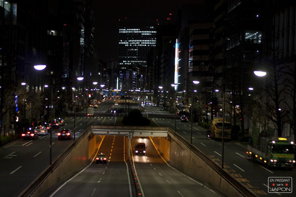 decouverte de tokyo, rue