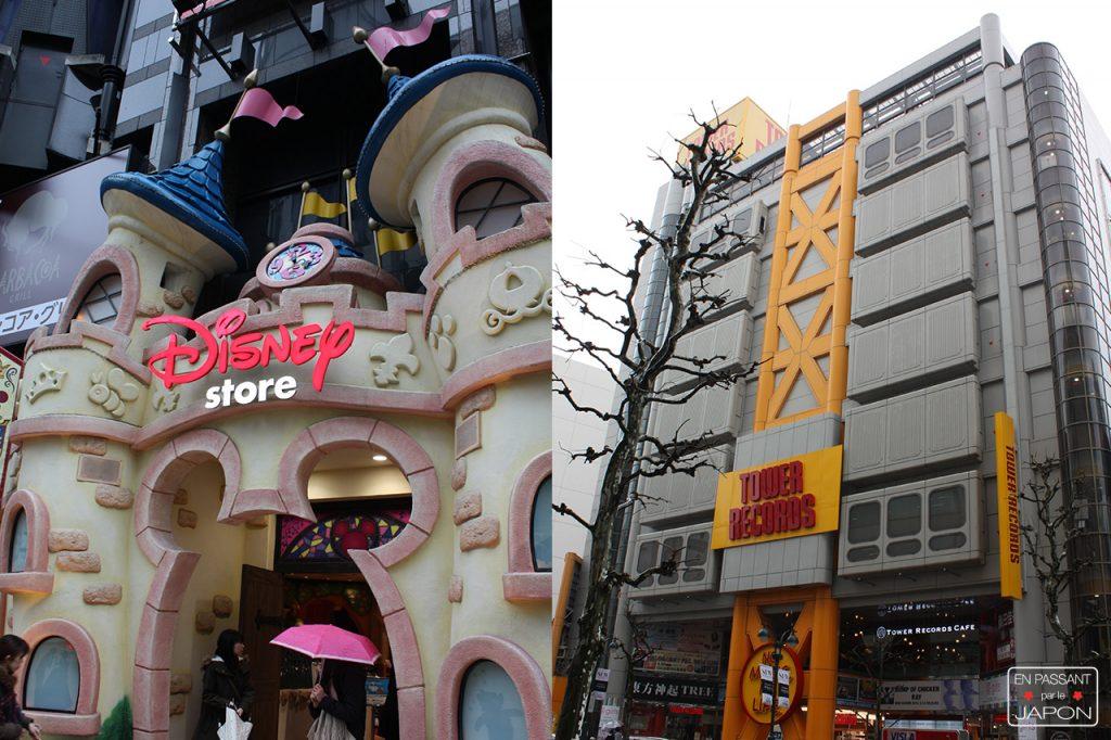 shopping shibuya