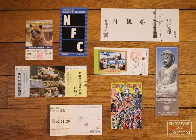 budget sorties au japon
