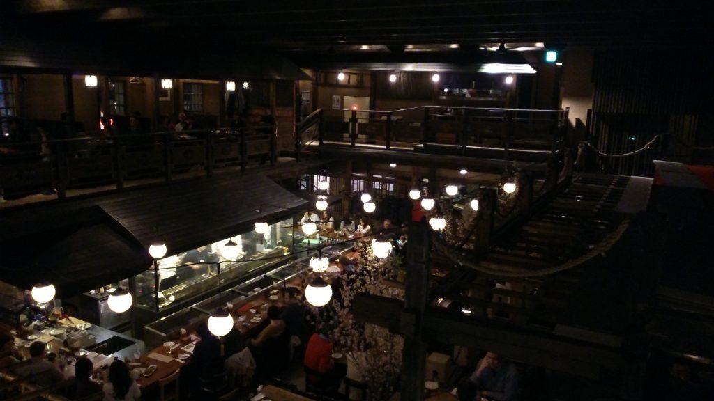 gonpachi kill bill restaurant tokyo