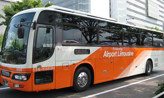 limousine bus narita tokyo