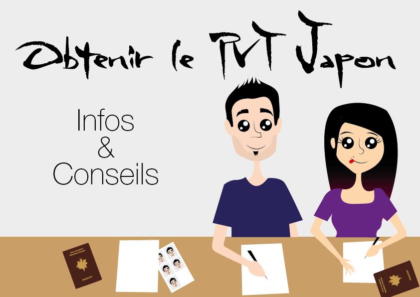 obtenir le PVT Japon