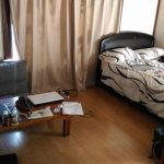 chambre tokyo Japon