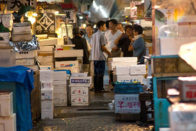 tsukiji marché