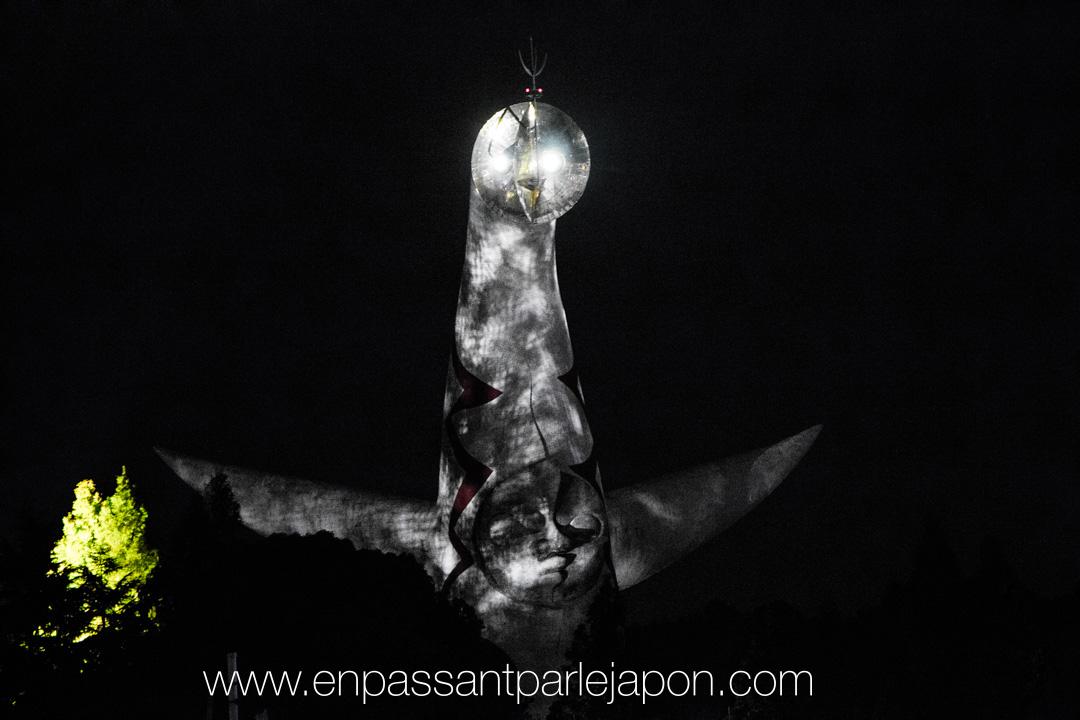 tour-du-soleil-osaka de nuit