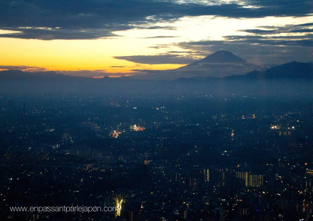 yokohama landmark tower fujisan