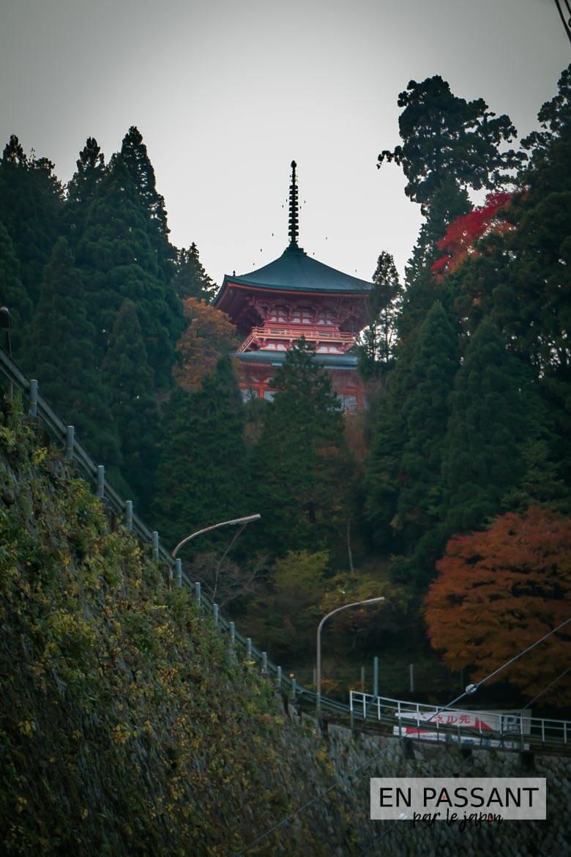 enryakuji pagode