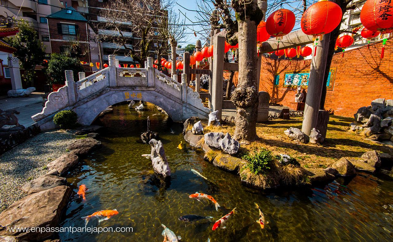jardin temple confucius