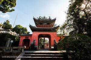 temple sofukuji