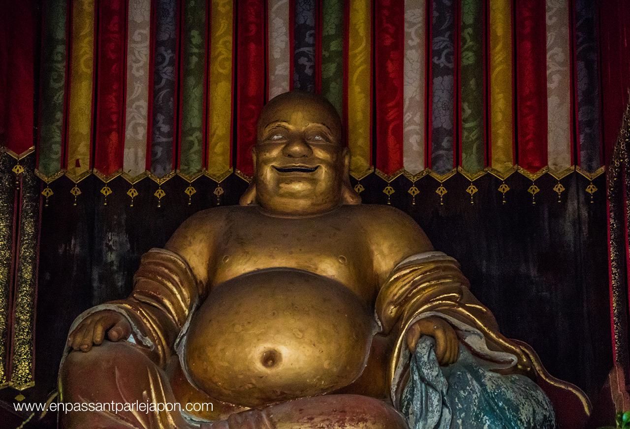 manpuku-ji bouddha