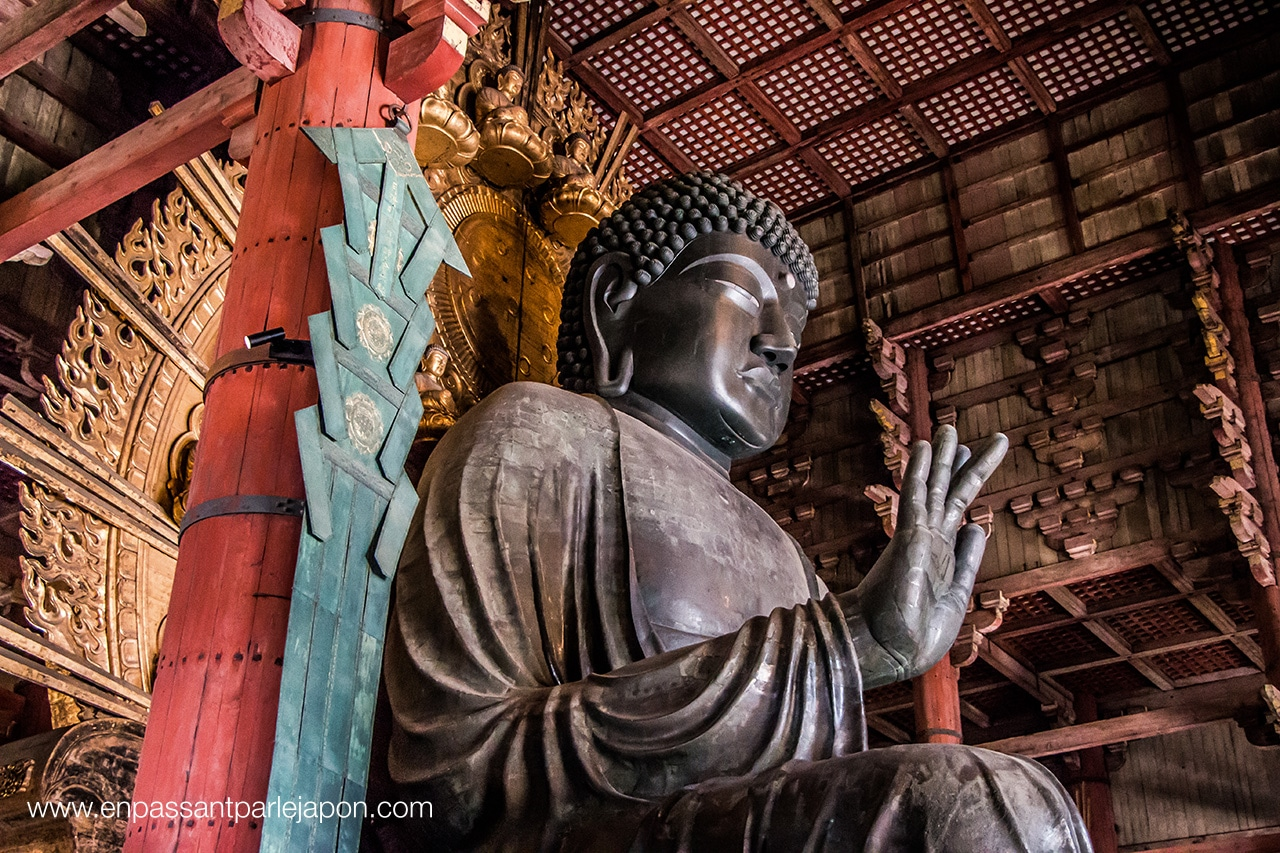 todaiji bouddha