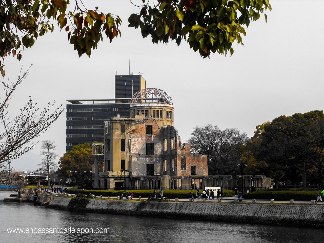 Gembaku dome hiroshima