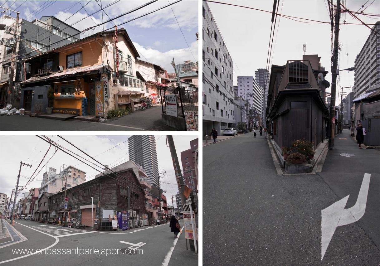 nakazakicho-architecture