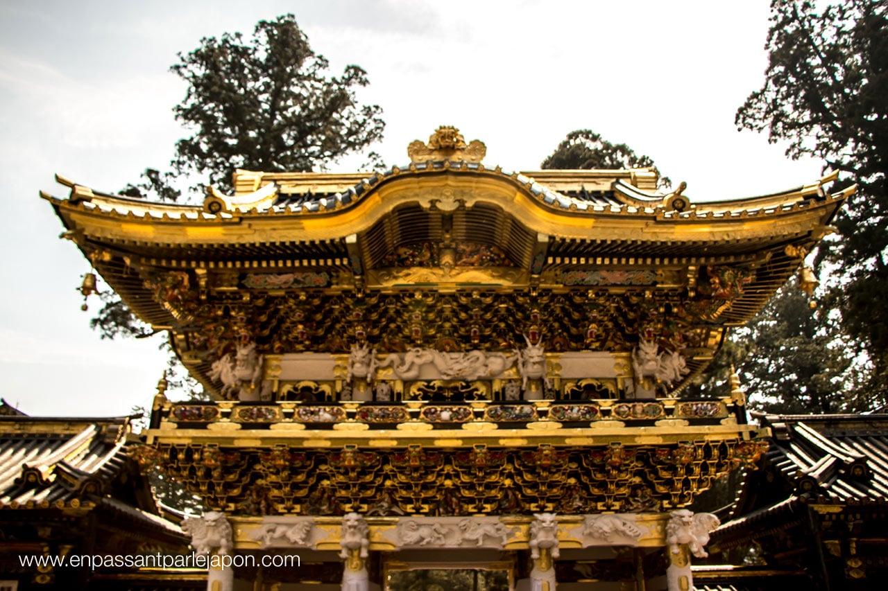 toshogu porte