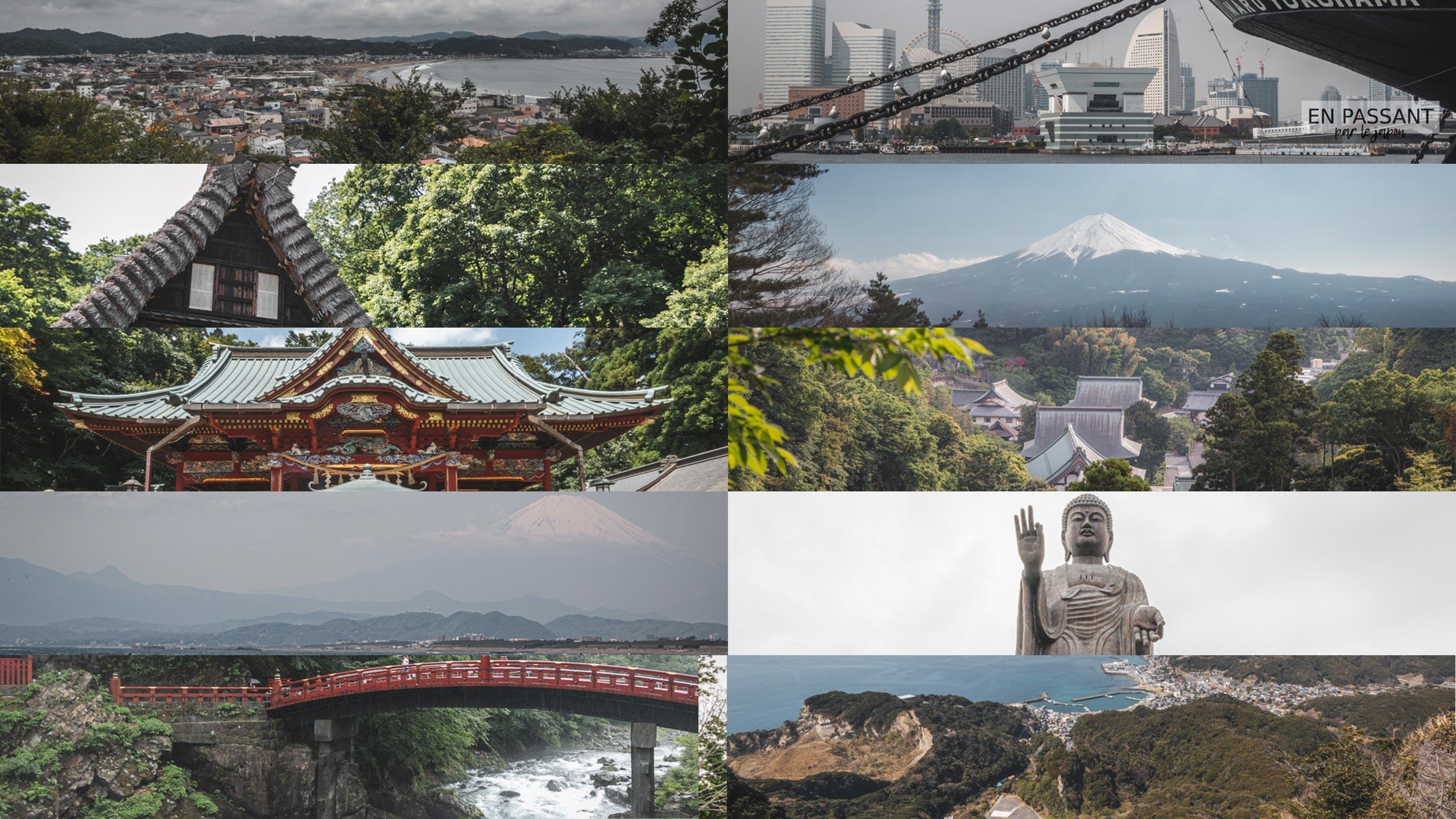 10 visites autour de tokyo