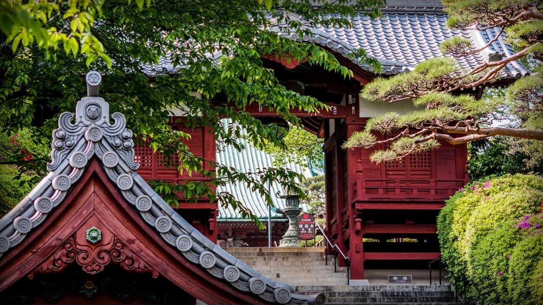 temples et sanctuaires de tokyo
