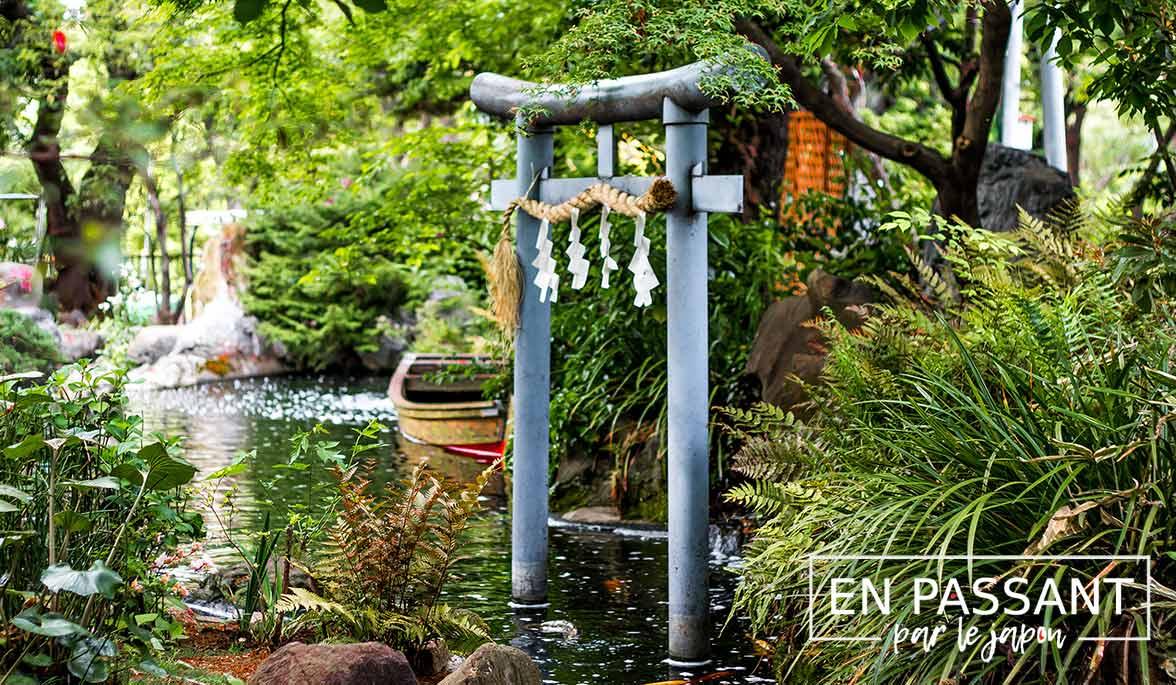 atago jinja sanctuaire tokyo