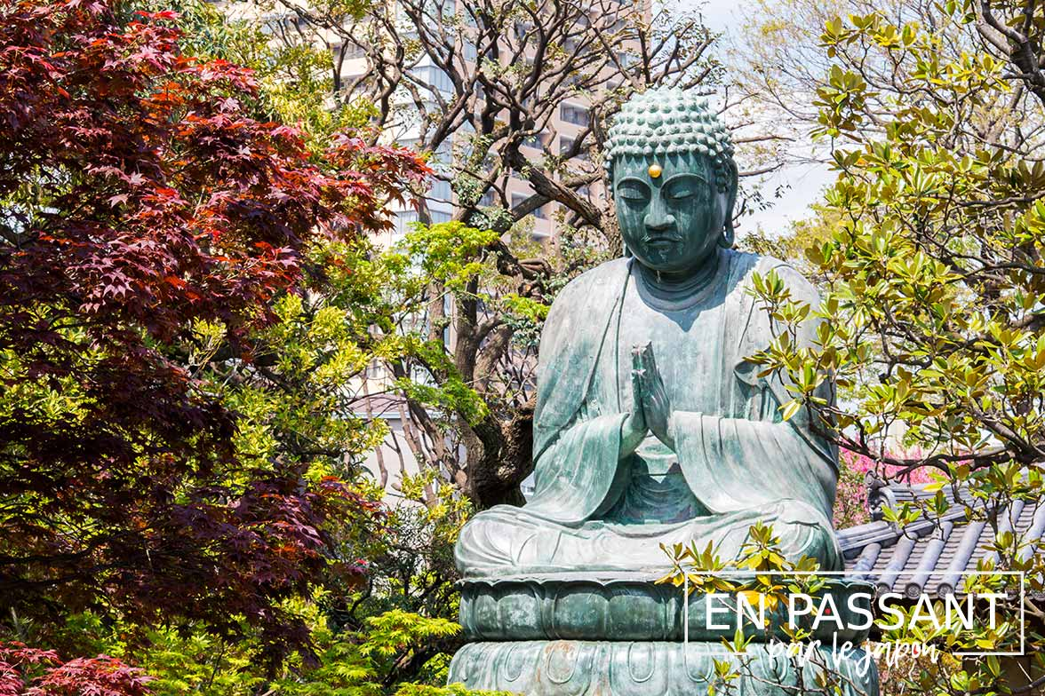 tenno-ji temple tokyo