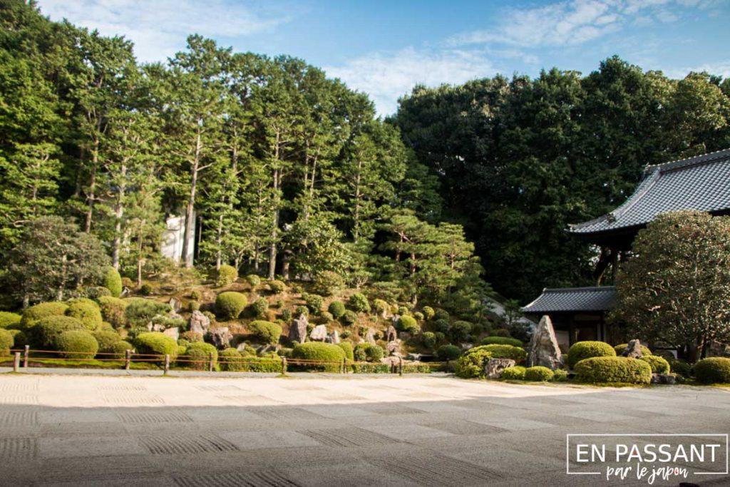 Tofukuji jardin zen