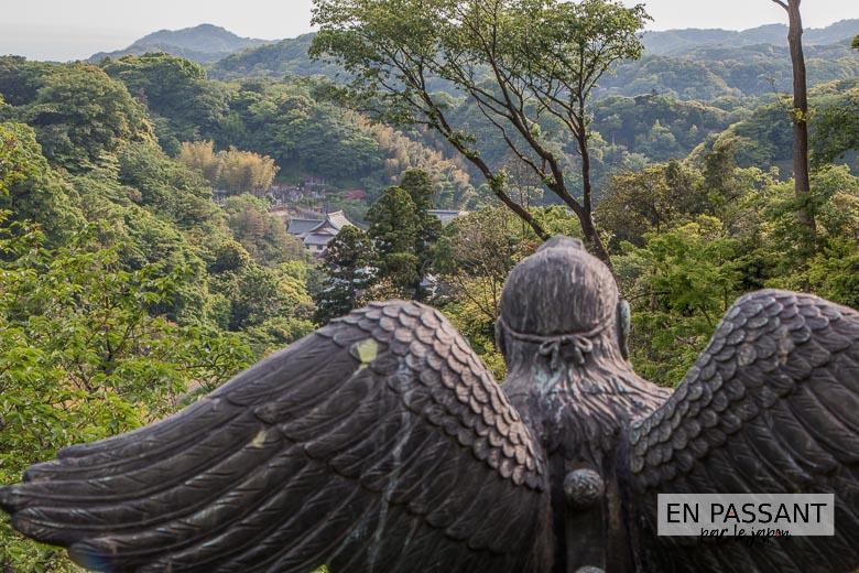 vue tengu kenchoji