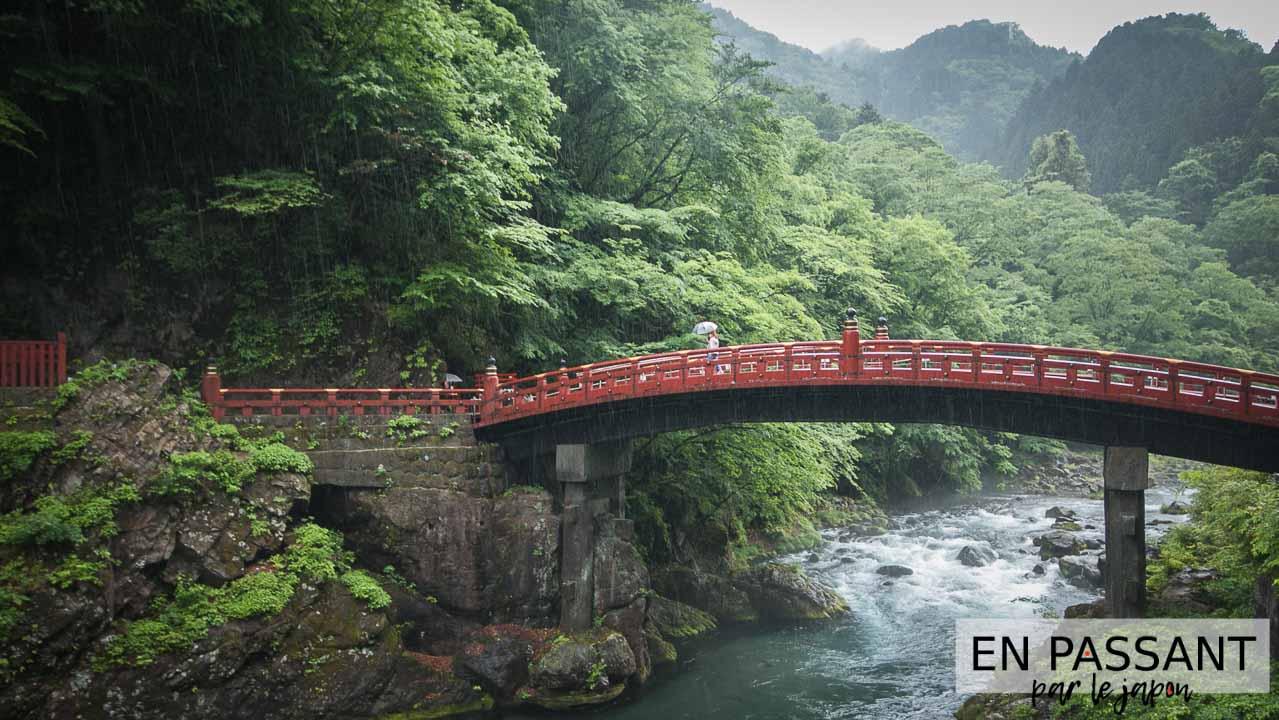 visiter nikko Shinkyo
