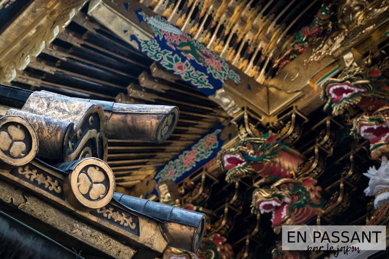 visiter nikko : toshogu
