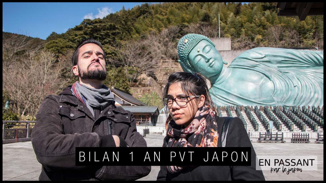 bilan pvt japon