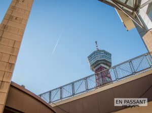 Hakata tower fukuoka