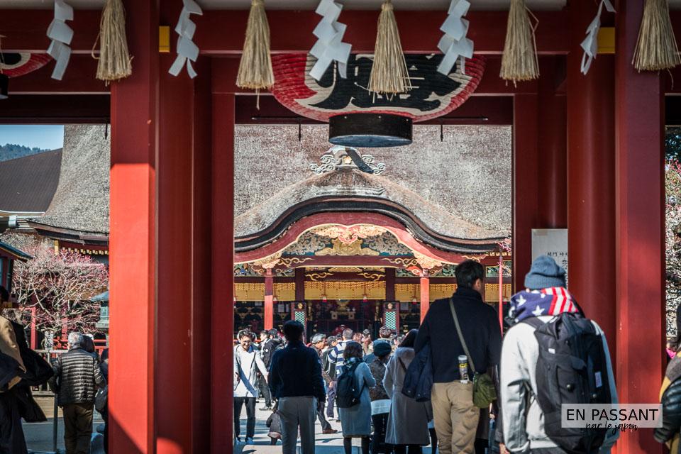 Dazaifu tenmangu entrée