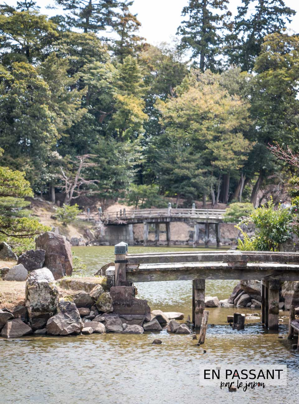 Genkyu-en Hikone details