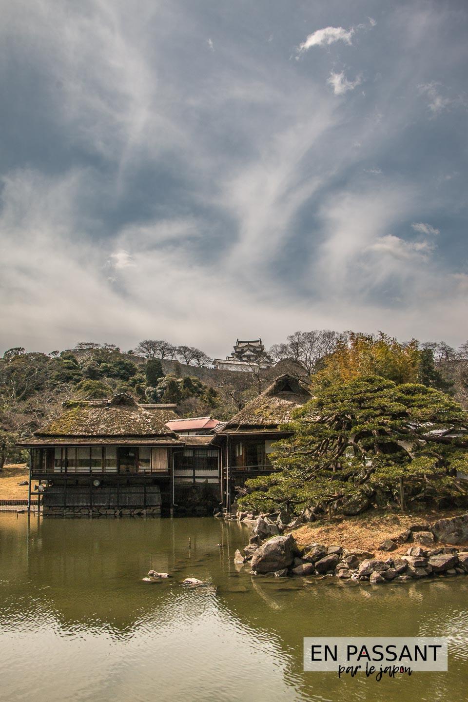 Genkyu-en Hikone visage