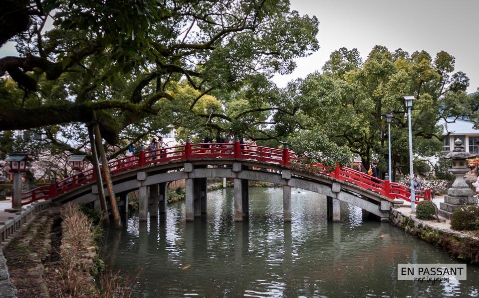 pont dazaifu tenmangu