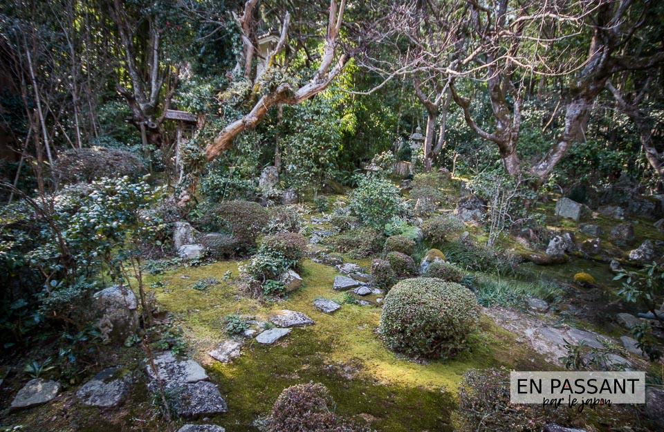 jardin interieur Ryotanji