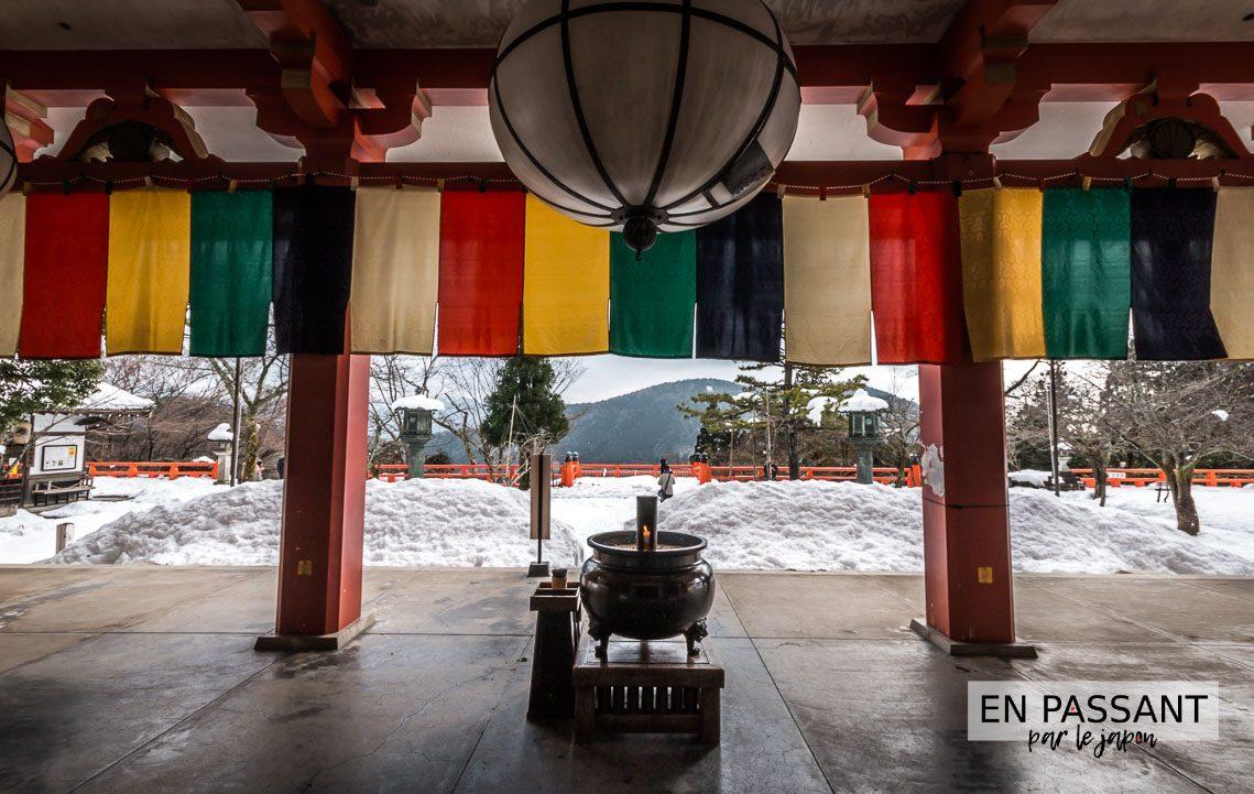 kurama kibune journée kyoto