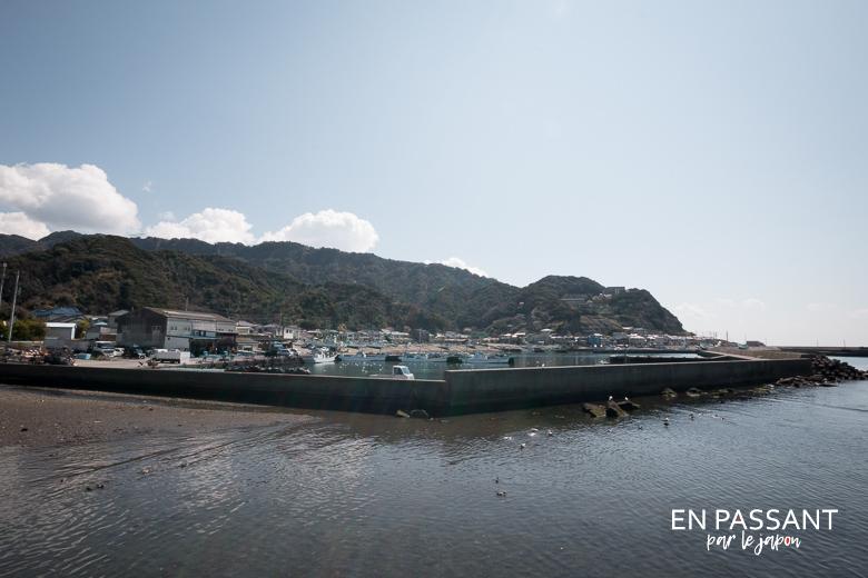 Nokogiriyama port