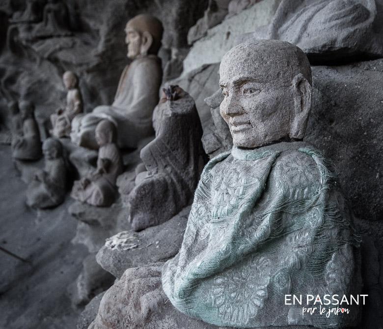 Nokogiriyama statues
