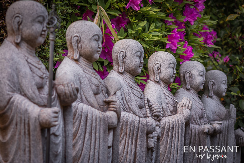 statuettes bouddha