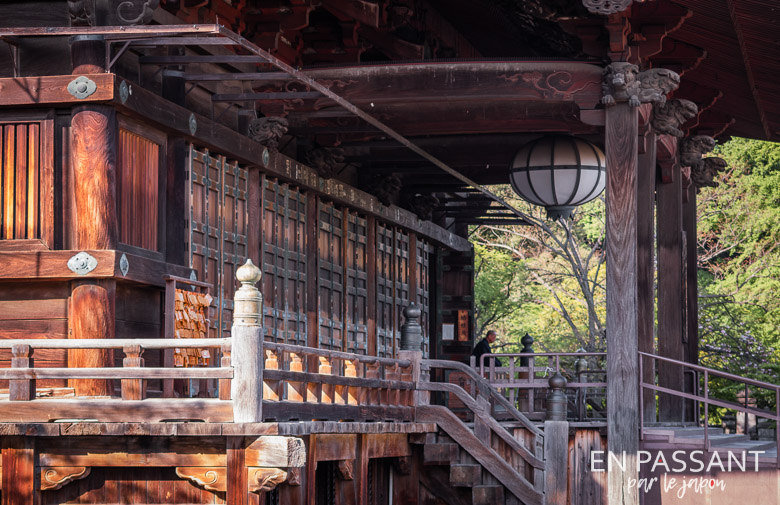 entrée temple gokokuji