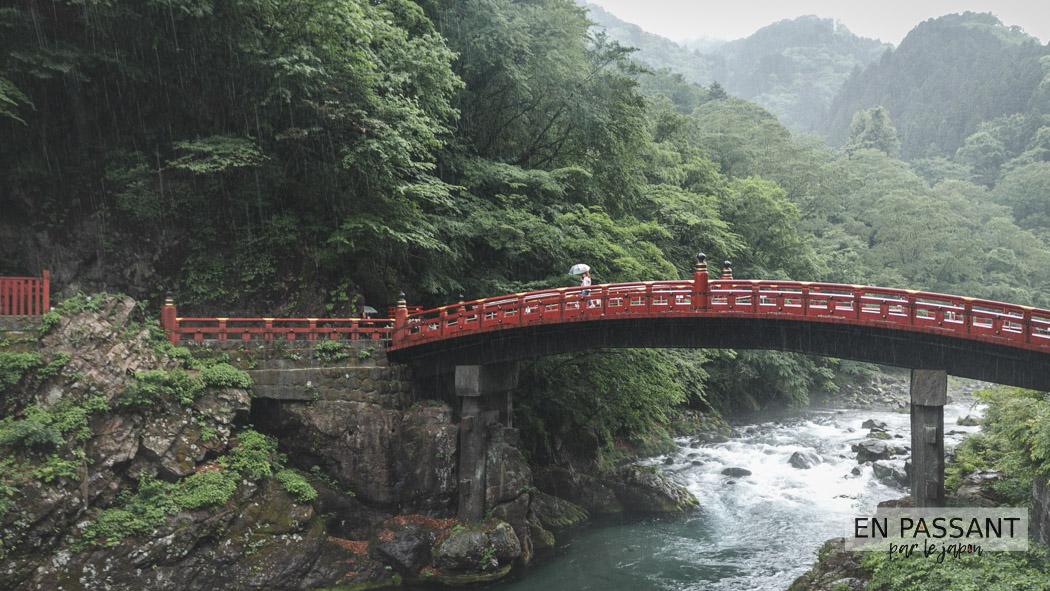 Visites autour de Tokyo : Nikko