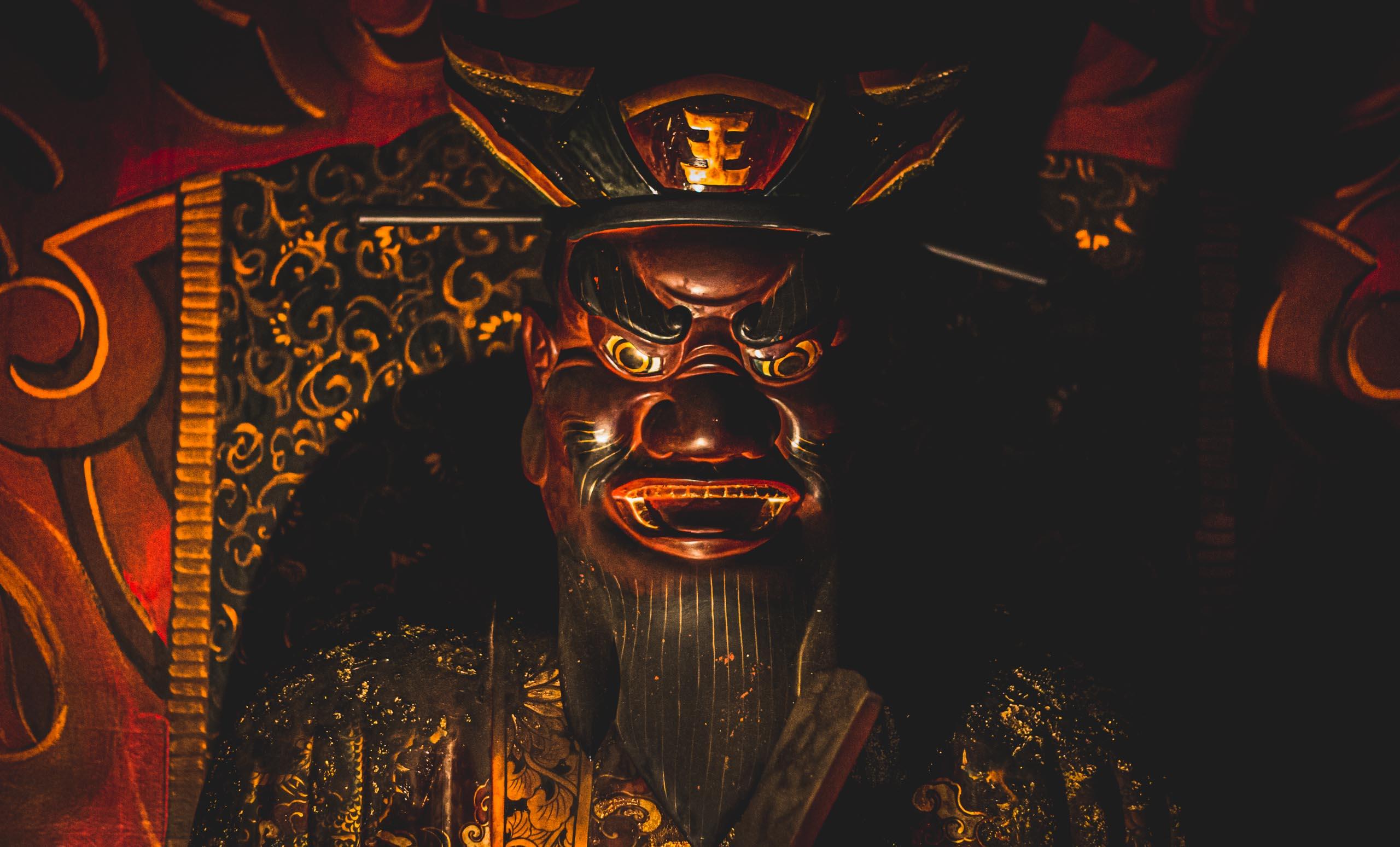 senko-ji osaka temple