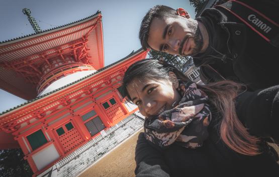 Blog voyage Japon